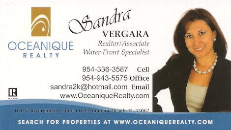 Sandra Vergara tarjeta 03-04-13