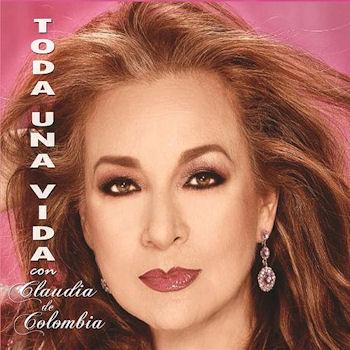 Claudia de Colombia Portada disco1a 01-12-15