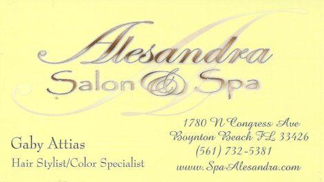Alesandra Salon- Gaby Tarjeta 1a 05-06-15