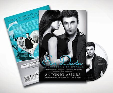 Antonio Asfura libro y CD1a 07-06-15