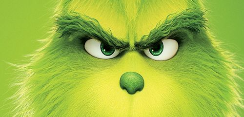 The Grinch poster 1a 01-28-19