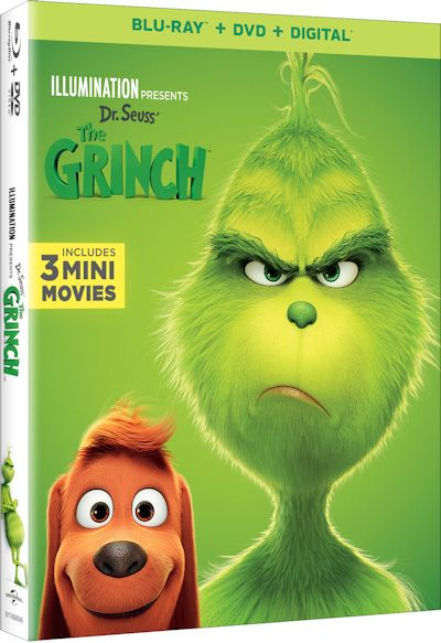 The Grinch poster 2a 01-28-19