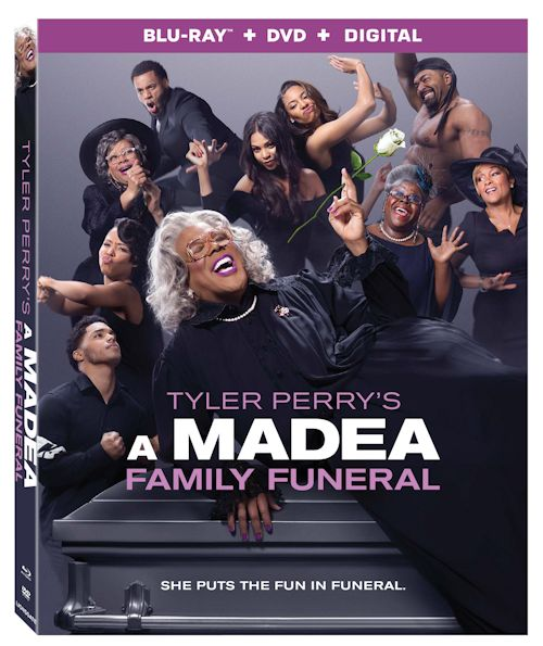 Tyler Perry's A Madea Family Funeral poster 1a 04-11-19
