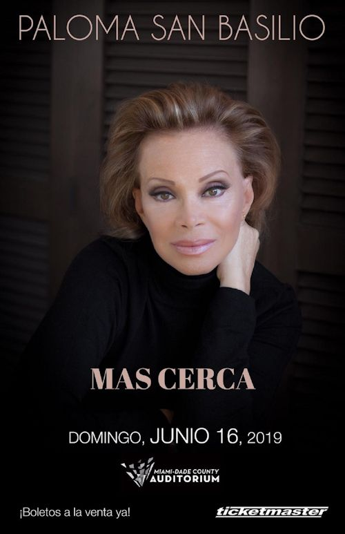 Paloma San Basilio Poster 3a 06-10-19
