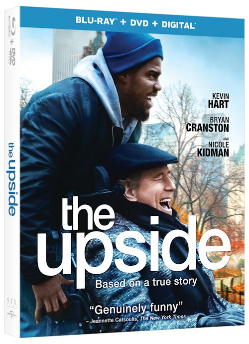 The Upside poster 2a 05-17-19