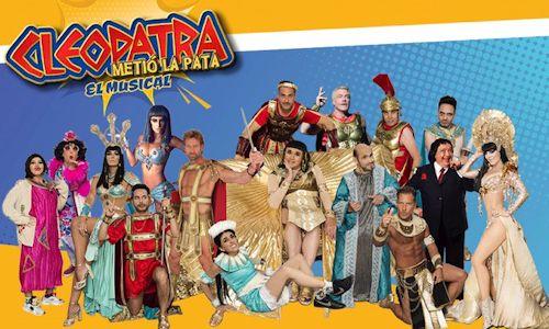 Cleopatra metió la pata 2a 06-28-19
