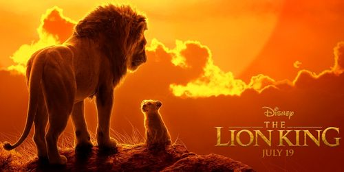 The Lion King poster 1a 06-25-19