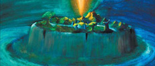 La isla de Yanira la llegada de Perzimides 1a 08-15-19