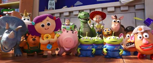 Toy Story 4 1a 08-23-19