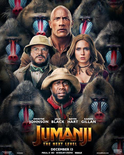 Jumanji poster 1a 09-25-19