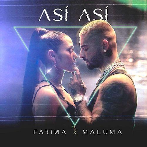 Farina + Maluma 2a 11-25-19