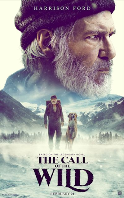 The Call of the wild poster 2a 01-07-20